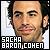 Cohen, Sacha Baron: